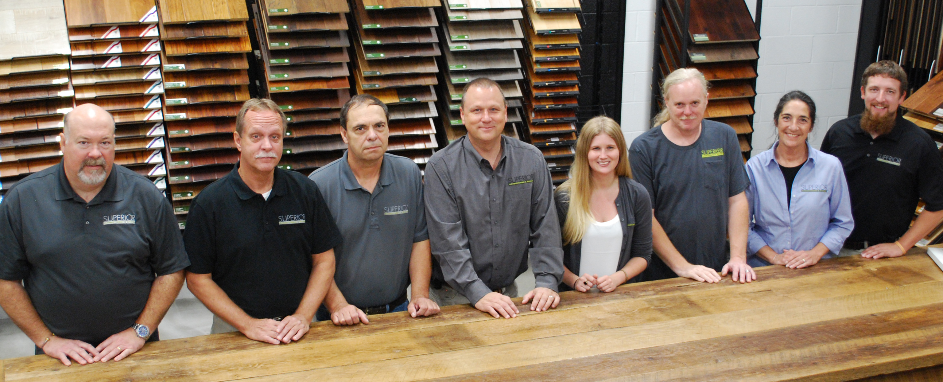 Superior Floorcoverings & Kitchens - Staff Photo