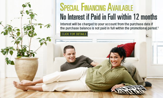 Superior floorscoverings and kitchens no interest financing