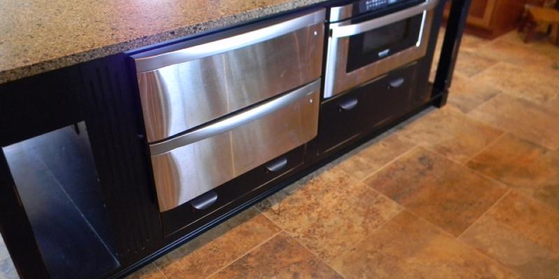 rustic custom kitchen – 09