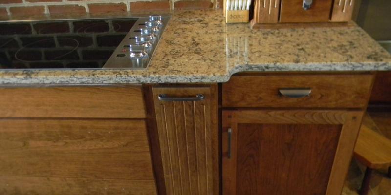 rustic custom kitchen – 16
