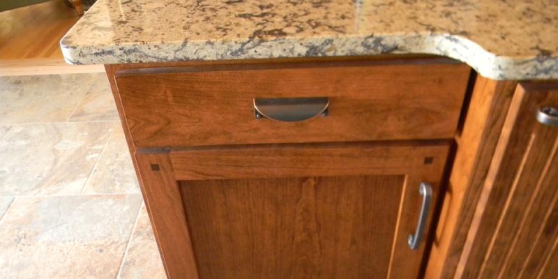 rustic custom kitchen – 21