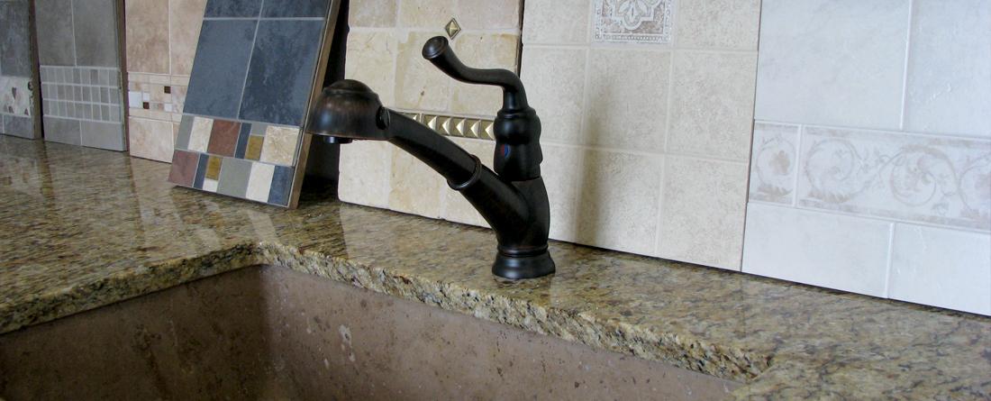 Kitchen Countertops - header
