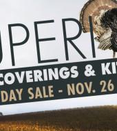 Huge Holiday Sale