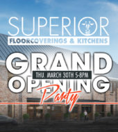 Superior's Grand Opening Party