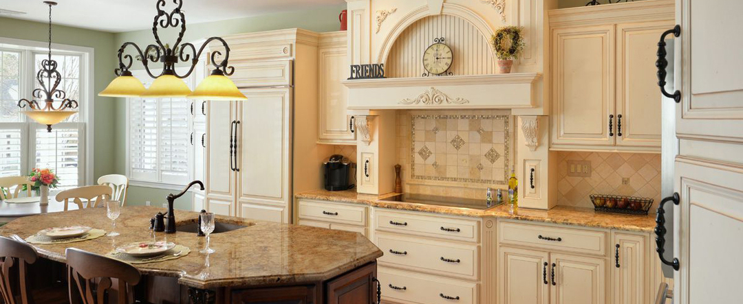 Candlelight Cabinets - The Enlightened Choice in Fine Cabinetry