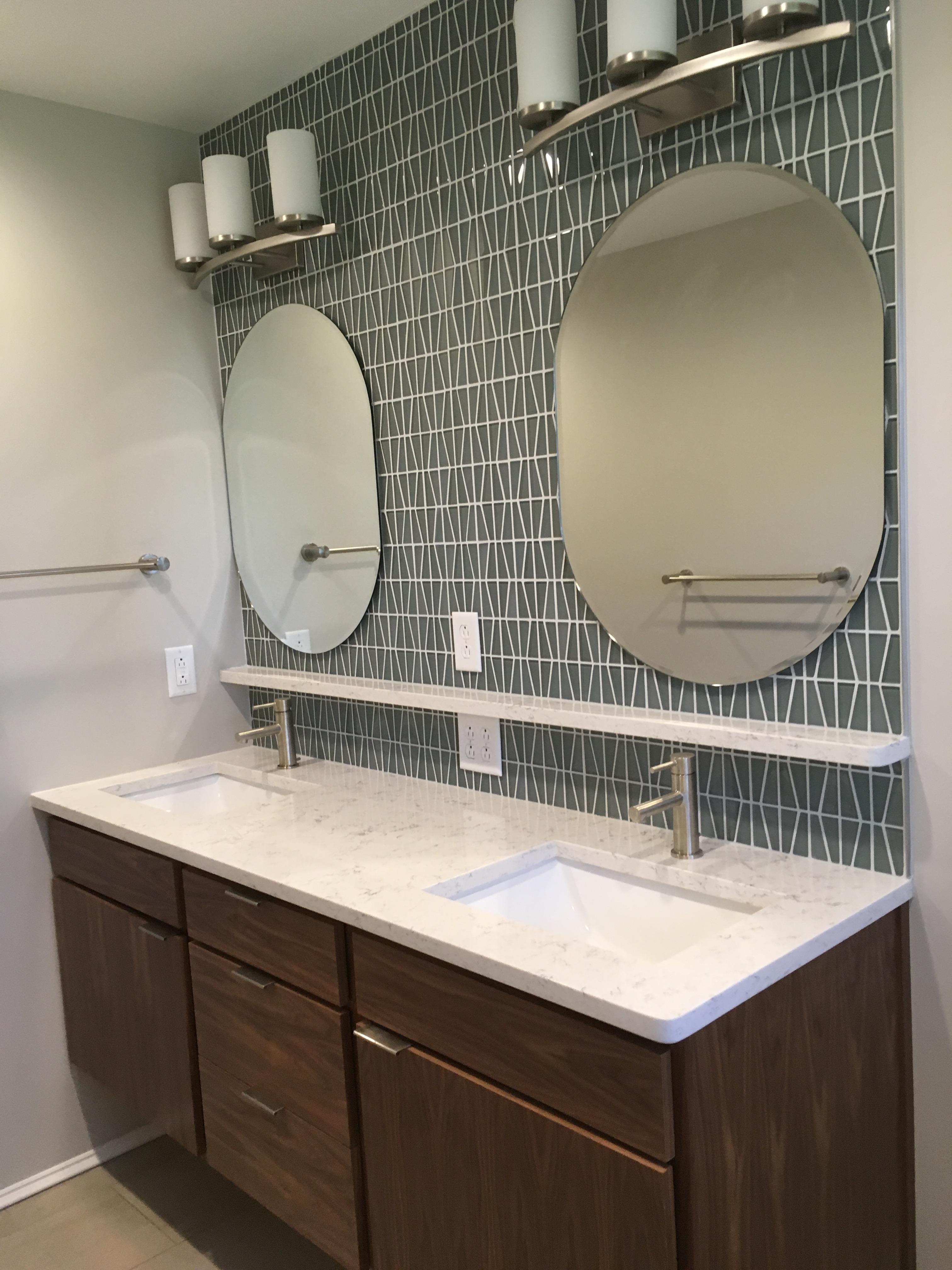 Mares Bathroom Remodel - Bathroom remodeling chambersburg pa