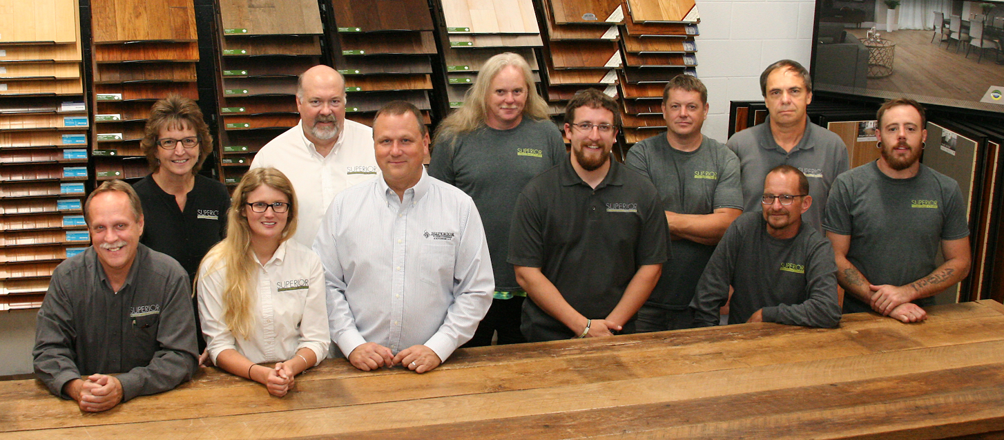 Superior Floorcoverings & Kitchens Staff Photo