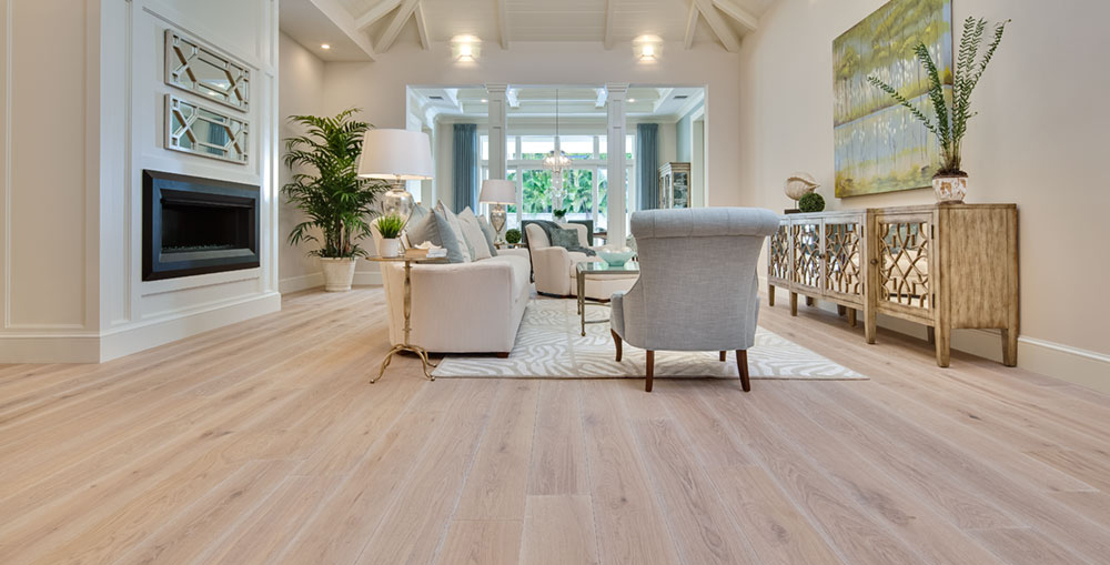 Exclusive European White Oak Flooring Superior