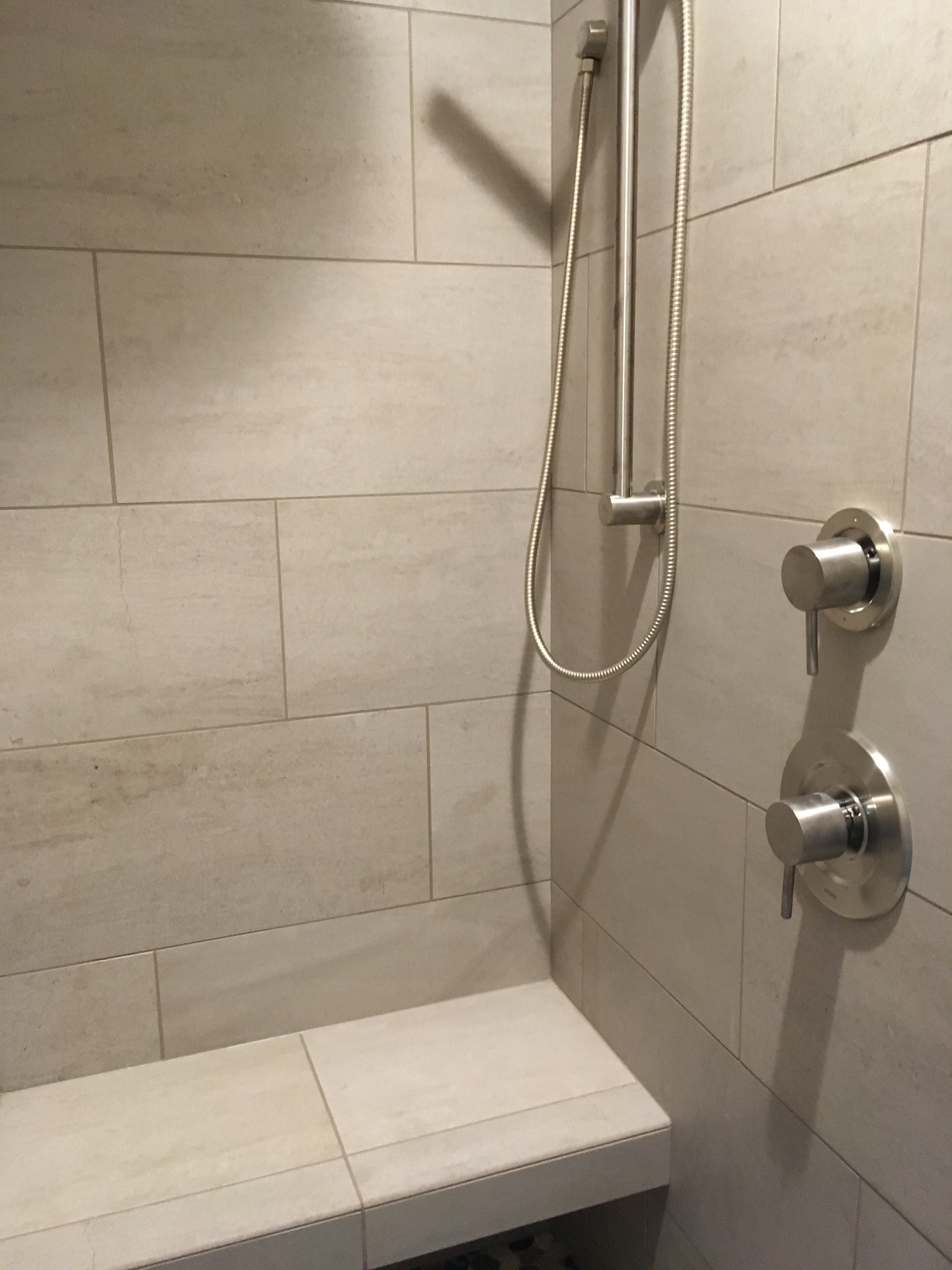 Mares Bathroom - Bathroom remodeling chambersburg pa